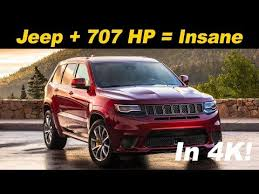 2018 jeep 707 hp. Exellent 2018 You Wanted Trackhawk To Know Jeep HP Grand Everything Ever Cherokee 707 2018 For Jeep Hp