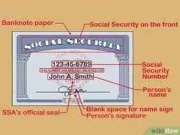 How can i get my social security card. 3 Ways To Spot A Fake Social Security Card Wikihow