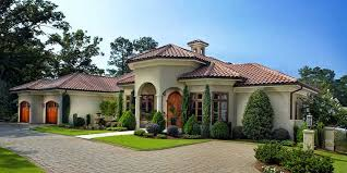 Good Exterior Paint Colors Mediterranean Style Homes For 2018