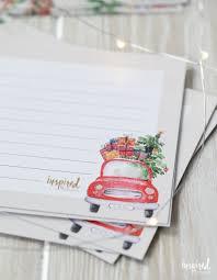 Printable Christmas Recipe Cards Christmas Recipe Card Printable Inspired By Charm Bloglovin