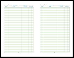 track your spending half size finance tracking printables