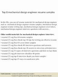 Mechanical Engineer Resume Mechanical Engineering Resume Templates Awesome Top 8 Mechanical