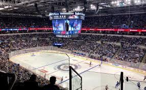 Bell Mts Place Winnipeg Jets Stadium Journey