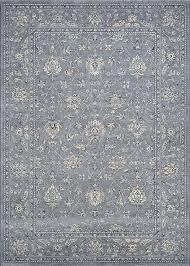 couristan sultan treasures 7142 4646 all over mashad slate blue area rug