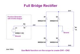 full wave bridge rectifier wiring diagram wiring diagram full wave rectifier circuit diagram nest wiring