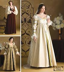 Renaissance Dress Pattern
