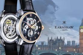 <b>Thomas Earnshaw</b> — <b>часы</b> для настоящих мужчин! - Бьюти Тайм