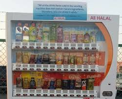 Monster Energy Drink Vending Machine Enchanting HALAL FOOD VENDING MASHINE WATER DRINK JAPAN