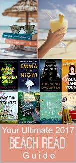 Books To Pack In Your <b>Beach Bag</b> This <b>Summer</b>: <b>2017</b> Edition