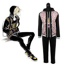 2 <b>Styles</b> Yuri on Ice <b>Yuri Plisetsky</b> Cosplay Coat Yuri!!! on Ice ...