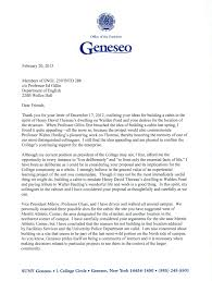 Project Proposal Letter Letter From President Dahl ThoreauHarding Project 8