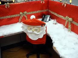 christmas decor for office. angieu0027s pieces of flair christmas cubicle decorating contest decor for office i