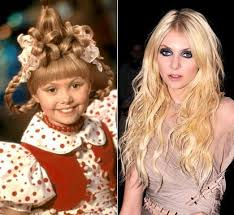 how the grinch stole christmas cindy lou now.  Stole Taylor Momsen As Cindy Lou Who In U0027How The Grinch Stole Christmasu0027 With How Christmas Now N