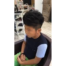 カッコイイキッズカット子供のカットは新松戸ソアーに Soar Hair Works