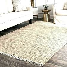 jute rug casual handmade natural fiber diamond trellis tassel round nuloom rugs area reviews fibe