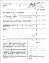 Work Orders In Quickbooks Upholstery Resource