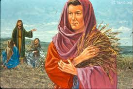 who is naomi in the bible. Perfect Who StTaklaorg Image Boaz Gives Ruth Freedom Inside His Fields Ruth Throughout Who Is Naomi In The Bible