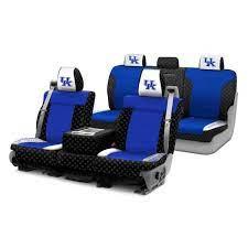 licensed collegiate custom seat covers
