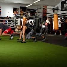 photo of box n burn boxing fitness gym santa monica ca