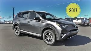 2017 Toyota Rav4 XLE SUV In Depth Review & Feature Tutorial - YouTube