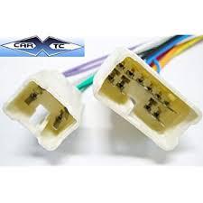 amazon com stereo wire harness toyota tundra 07 08 09 10 11 2007 stereo wire harness toyota tundra 00 01 02 2000 car radio wiring installatio
