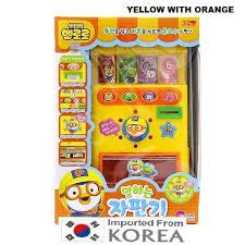 Mini Vending Machine Toy Awesome PORORO MINI VENDING MACHINE TOY [FROM KOREA] PRINCE AND PRINCESS