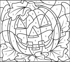Free Color By Number Printable Free Printable Color By Number Pages