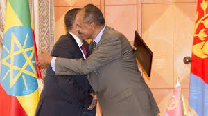 Image result for Ethiopia and Eritrea Peace