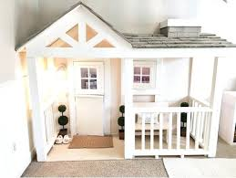 indoor playhouse your girls dream diy ideas indoor playhouse