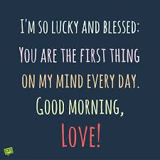 gud morning message to my love 65 good