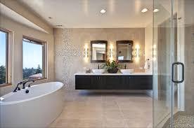modern master bathroom. Bathroom, Modern Master Bathroom Design Ideas Handsome Small Wall Mount Sink White Wooden Bath Vanity
