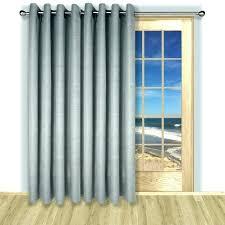 patio curtain rods sliding glass door curtain rod medium size of patio door curtain patio door