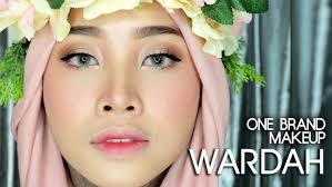 one brand makeup wardah natural romantic makeup snapchat filter inspired review irna dewi you