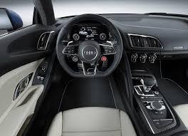 audi r8 interior 2016.  2016 Audi R8 V10 Plus Interior 2016 Intended 2016