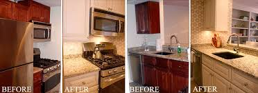 paint kitchen cabinets before and afterKitchen Cabinet Painting Before  After  Arteriors