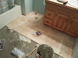 travertine in bathroom. Laying Travertine Tile In The Bathroom Floors With Tiles