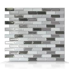 self adhesive wall tile view larger