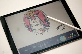 Drawing On Ipad Pro Apple Ipad Pro 12 9 Review Back To The Drawing Board Pocket