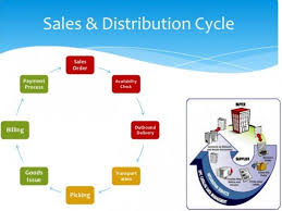Sap Sales Order Process Flow Chart Sap Order To Cash Cycle Fi Sd Integration And Configuration