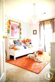 baby girl room area rugs for little adorable pink and orange girls teenage rooms