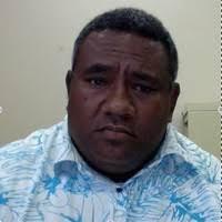 Iowane Ponipate Tiko - Permanent Secretary for Education - Ministry ...