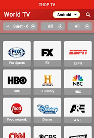 THOP TV - Free HD Live TV Guide for Android - APK Download