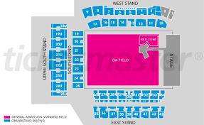 Mt Smart Stadium Auckland Events Tickets Map Travel