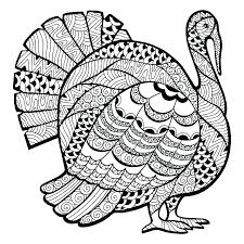 Printable Happy Thanksgiving Coloring Pages Peace Love Happiness