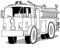 Small Picture Antique Fire Truck Coloring PagesFirePrintable Coloring Pages