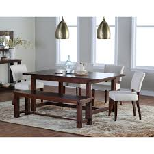 Rectangle Dining Room Tables Belham Living Bartlett Extension Dining Table Dining Tables At
