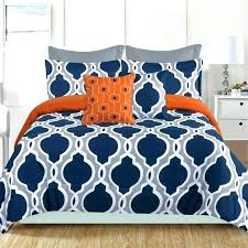 c and blue bedding blue and orange comforter set orange and blue comforter sets c and