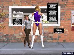 VoltraWoman and Kathy Rhodes SuperFEMs BIOCard 1a by mercblue22 on  DeviantArt