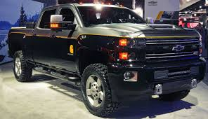 Truck chevy concept one truck : 2017 Chevy Silverado 2500HD Carhartt Special Edition (Now THIS is ...