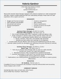 Aldi Resume Example